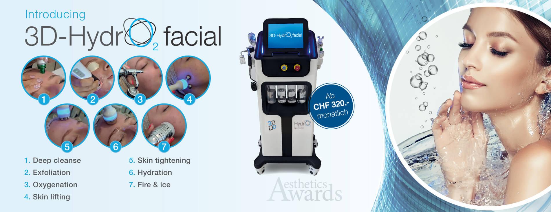 3D Hydr02 Facial DE