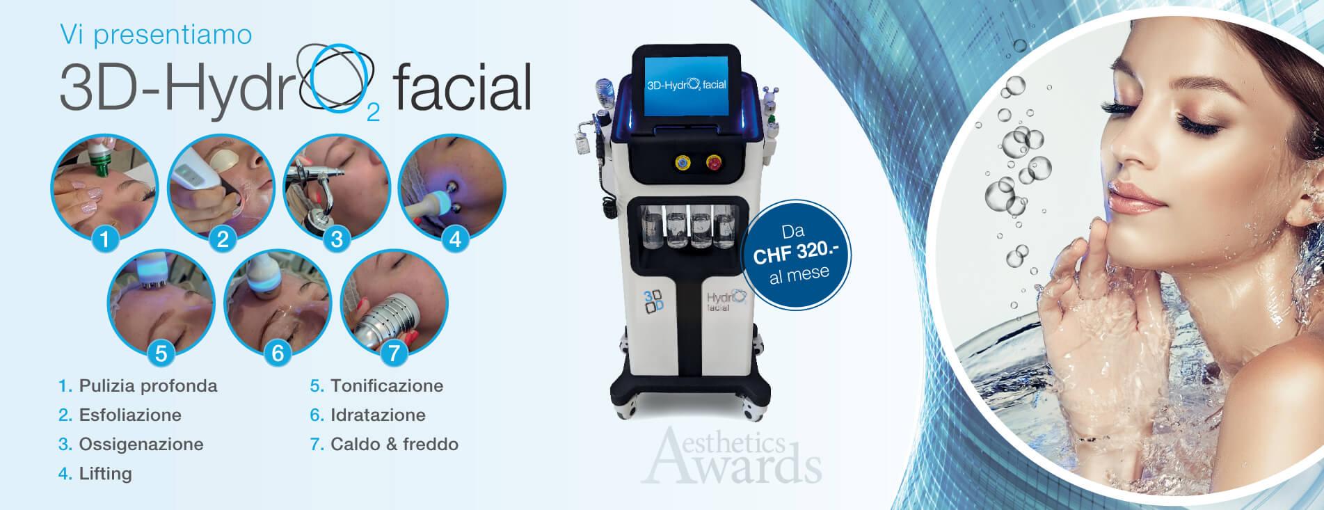 3D Hydr02 Facial IT
